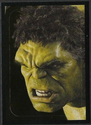 MARVEL - THE AVENGERS - STICKER COLLECTION - No 41 - HULK - By PANINI