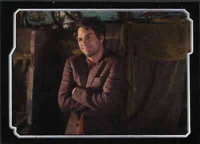 MARVEL - THE AVENGERS - STICKER COLLECTION - No 40 - BRUCE BANNER - By PANINI
