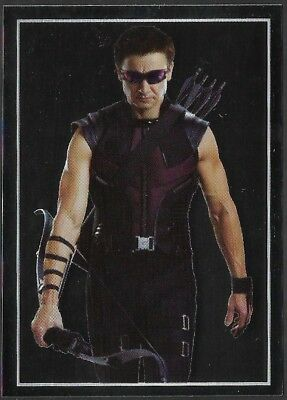 MARVEL - THE AVENGERS - STICKER COLLECTION - No 46 - HAWKEYE - By PANINI