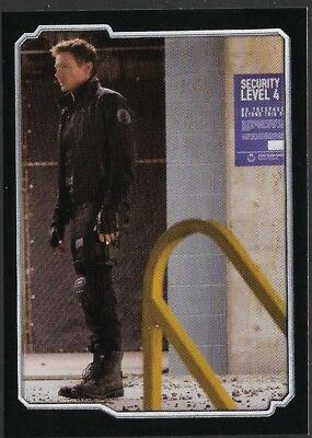 MARVEL - THE AVENGERS - STICKER COLLECTION - No 47 - HAWKEYE - By PANINI