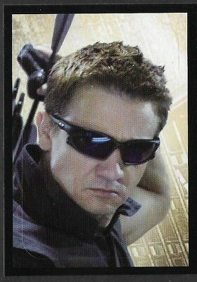 MARVEL - THE AVENGERS - STICKER COLLECTION - No 50 - HAWKEYE - By PANINI