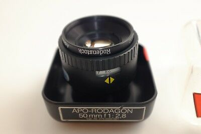 Rodenstock APO- Rodagon 50 2.8 enlarger lens