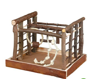 New Trixie 5661 Natural Living Pet Playground 35 x 29 x 25 cm