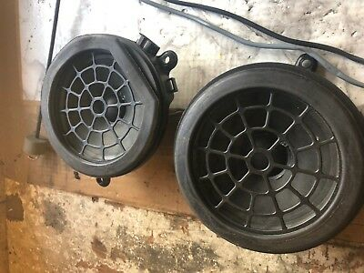 2003 w203 coupe mercedes c200 cdi drivers speaker