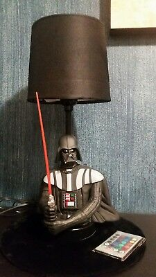 Custom Made Star Wars Darth Vader Lamp