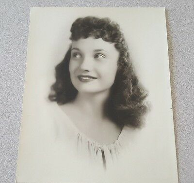 Vintage Photo Pinup Beautiful Women Black And White