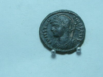 Ancient Roman coin City Commemorotive,AE Follis.AD330-333. Constantinopolis. VF.