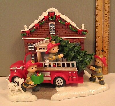 Firefighter's Christmas Collection #0040 & #0550