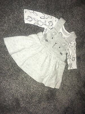 New Baby Mother Care Bunny Dress Out Fit