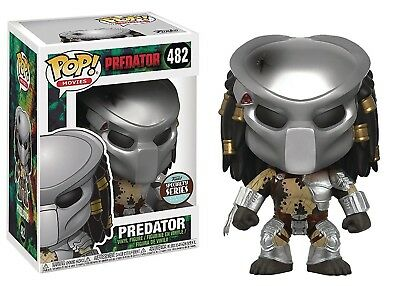 Funko POP! Specialty Series Masked Predator MINT LIMITED EDITION PERFECT SELECT