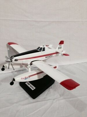 Air Tractor AT1000 Fire Boss, scale model. I