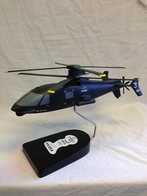 "Sikorsky S-97 ""Raider"",  scale model."