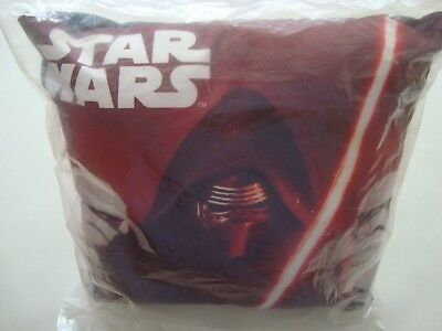 Star Wars Cushion+ Wallet +Greeting Card New Official  Licensed Gift Set