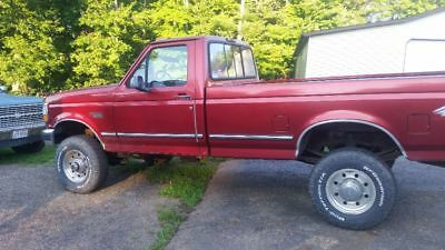 1997 Ford F-350  Ford f350 4x4