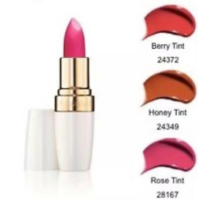 Avon Anew Tinted Lip Plumping Conditioner In ROSE TINT