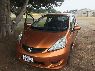 2010 Honda Fit  Honda Fit Sport Hatchback _ Great family car for Sale