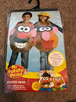 Mr. or Mrs. Potato Head Halloween Costume - child size 4-6
