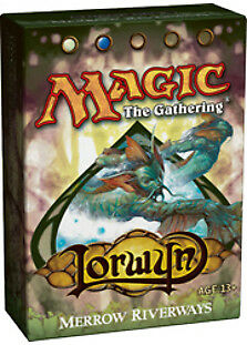Lorwyn Theme Deck Merrow Riverways (ENGLISH) FACTORY SEALED NEW MAGIC ABUGames