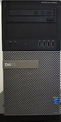 Dell Optiplex 9020 MT i7-4790 3.6Ghz, 8GB RAM, 2 x 500GB HD, Win 10 Pro