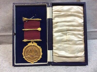 Original 1928 9ct Gold Masonic jewel Blaxland R.A.Chapter No560 Weight 33 Grams