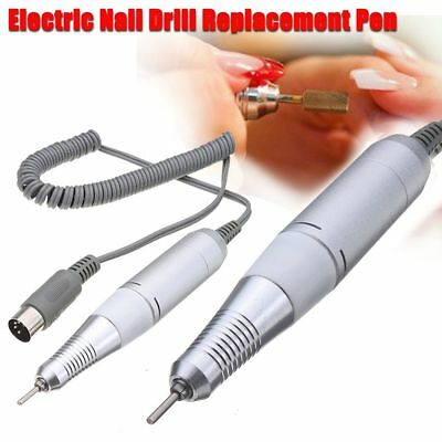 35000rpm Nail Drill Electric Hand Piece File Machine Replacement Pen 5 Pins