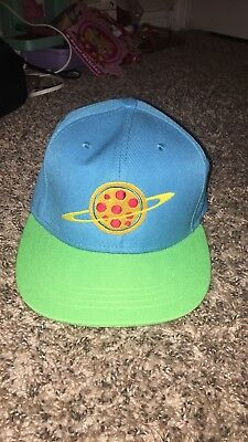 Toy Story Pizza planet snap back hat