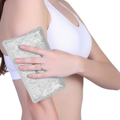 Reusable Hot and Cold Gel Ice Pack Therapy Wrap First Aid Kit Back Pain Relief