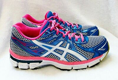 Asics Gel Gt-2000 Youths Kids Sports Shoes 36 Or 4 Boys/5.5 Girls