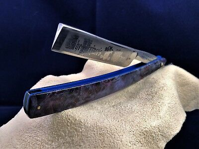 "Vintage Sheffield ""The Prince's Own"" Straight Razor"