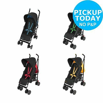 New Mac by Maclaren M1 Pushchair - Choice of Colour.