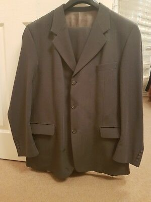Mens suit 42 chest 36 waist