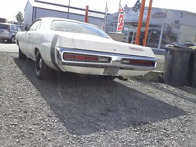 Mopar Dodge Polara Bj. 70 Muscle Car