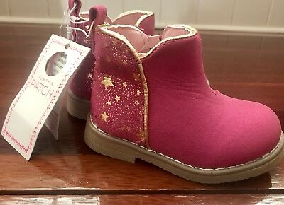 Gorgeous Pumpkin Patch Girls Boots - Brand New with Tags - Size 6 (RRP $49.99)