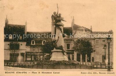 13053073 Beaune Cote d Or Burgund Place et Monument Carnot Beaune
