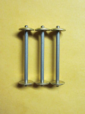 3 New Home Sewing Machine Bobbins, New
