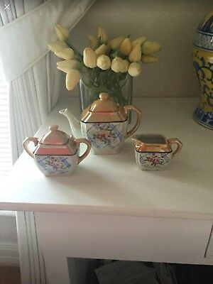 VINTAGE CHILDS TEASET Or ADULTS SINGLE SERVE