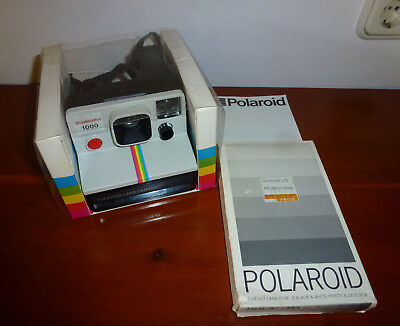 Polaroid Land Camera Supercolor 1000  Sofortbildkamera