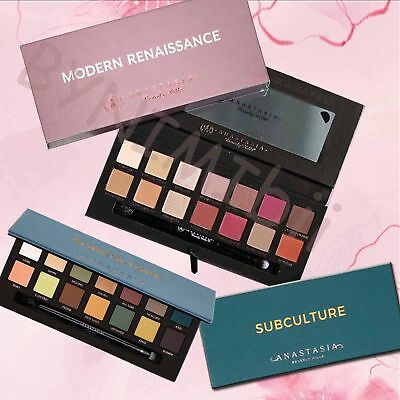 Anastasia Beverly Hills Soft Glam,Norvina,Modern,Subculture Eye Shadow Palette