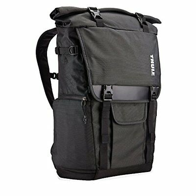 ✔️ Thule Covert Backpack Black - Camera Cases (Backpack case, Universal, Noteboo