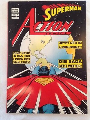 Superman in Action 7, Hethke, sehr gut