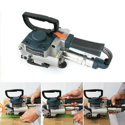 """13-19mm Hand-held Pneumatic Strapping Tool For 1/2""""-3/4"""" PP&PET Strapping"""