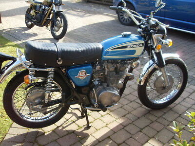 HONDA CL450 1974 motorcycle