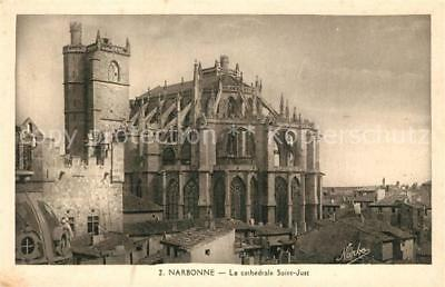 13020179 Narbonne Aude Cathedrale Saint Just Narbonne