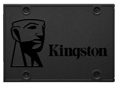 240GB - Kingston A400 SSD SATA III 2.5 Internal Solid State Drive SA400S37/240G