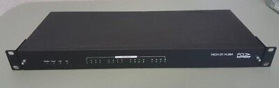 PELCO ENC5416 DIGITAL SENTRY 16-Channel H 264 Analog Digital Video Encoder