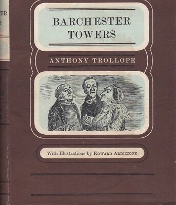Barchester Towers - 2 vols