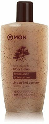 Mon Deconatur Gel exfoliante tilo y limon - 200 ml