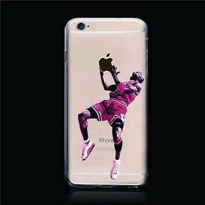 IPHONE 6 7 8 8 Plus Rubber Silicone Sneaker Cover Case FREE ...