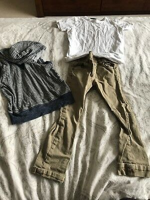 Next Baby Boy Small Bundle 2-3 Years Jeans, Tank Top And T Shirt