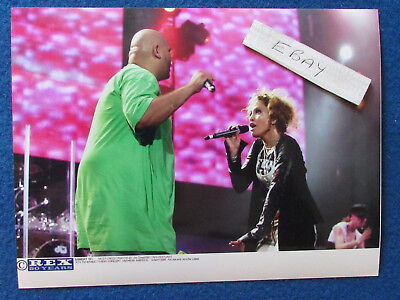 "Original Press Photo - 8""x6"" - Jennifer Lopez & Fat Joe - 2005"